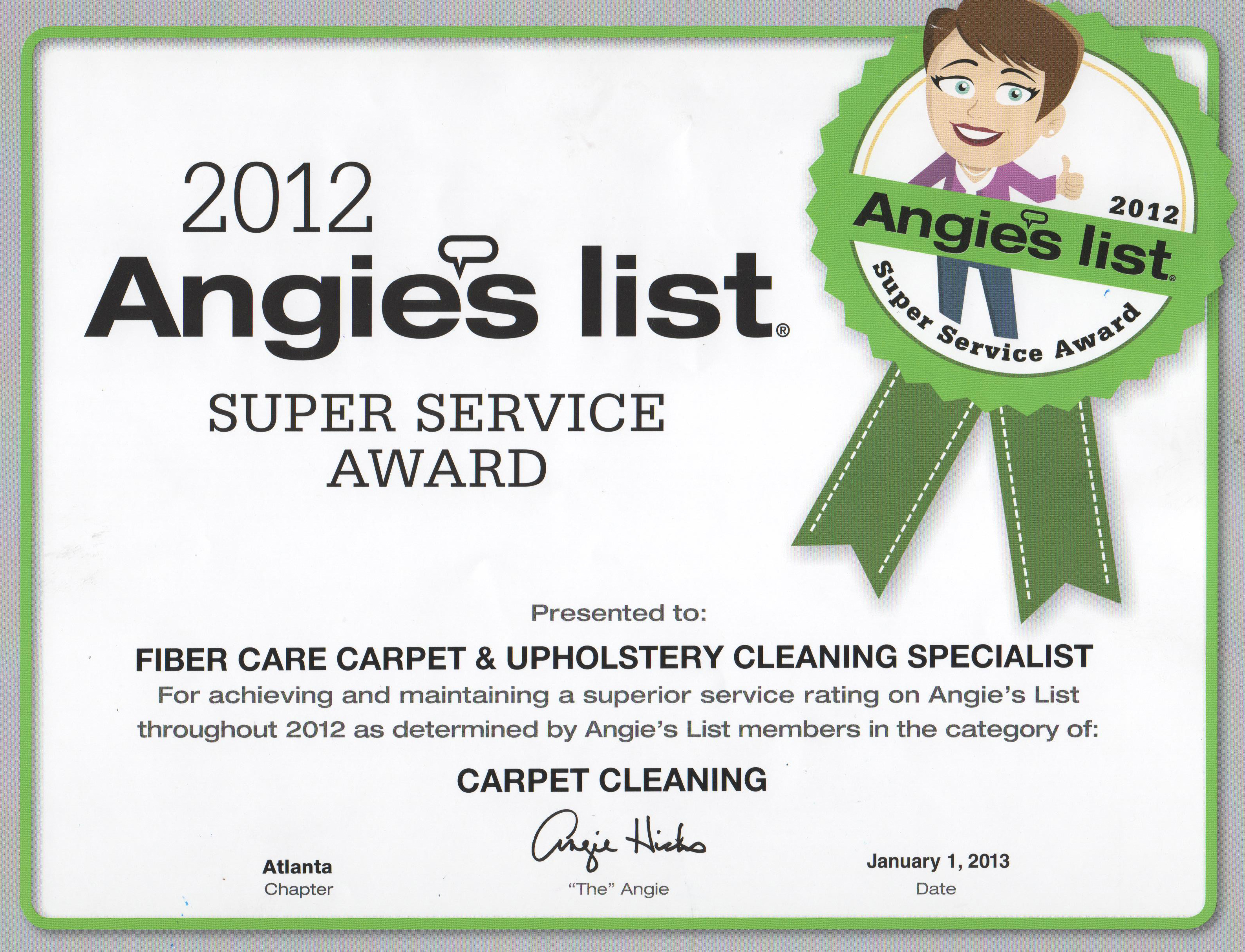 Carpet Tile And Upholstery Cleaning Awards And Certifications